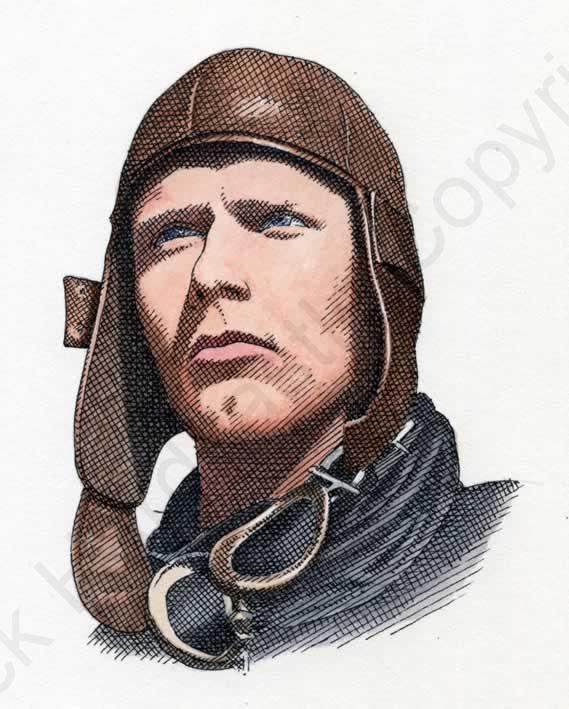Charles Lindbergh- Templar
