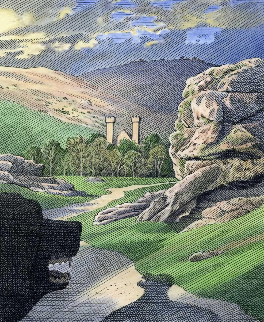 Hound of the Baskervilles - Penguin Readers