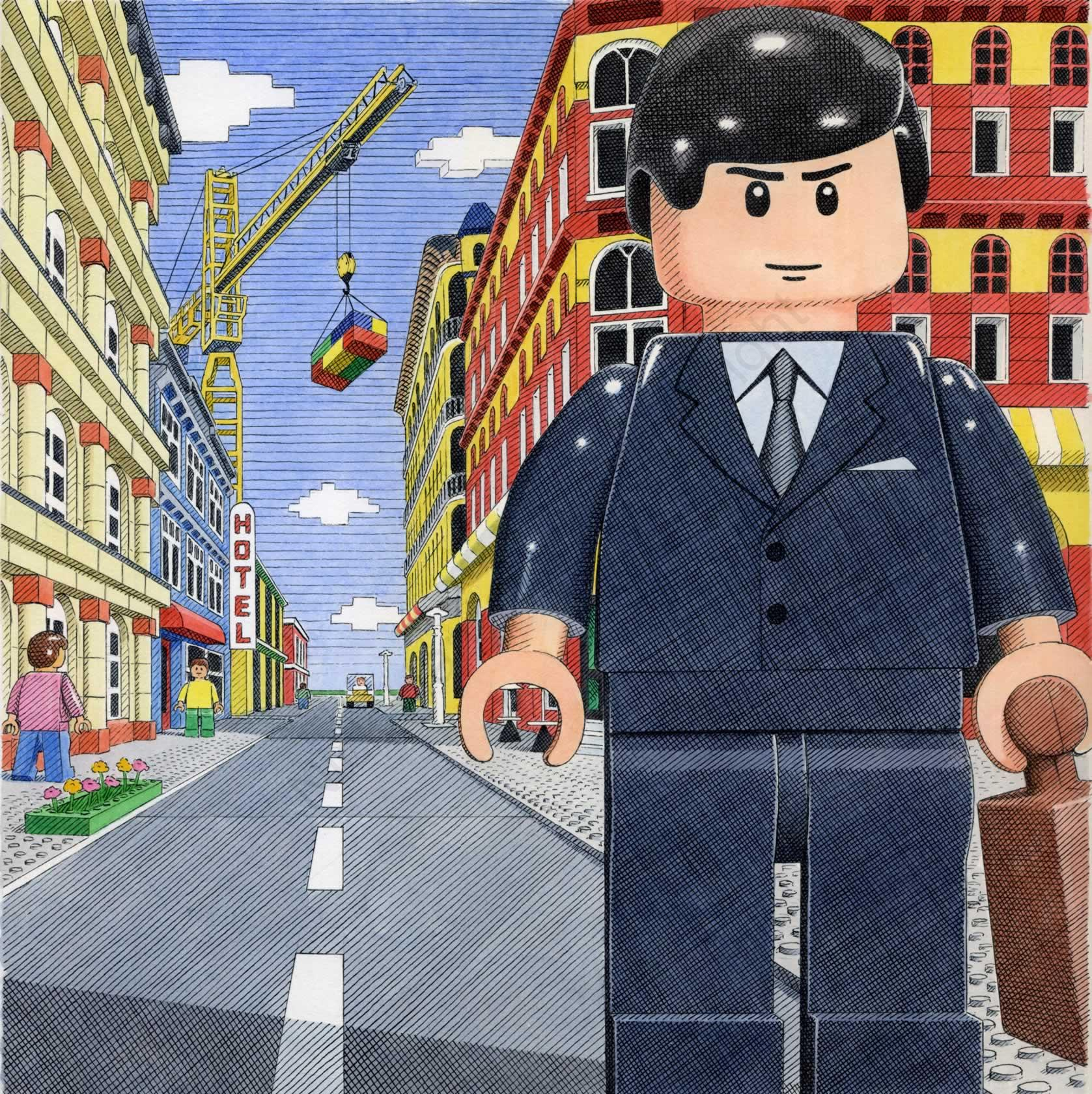 Lego City-Real Deals