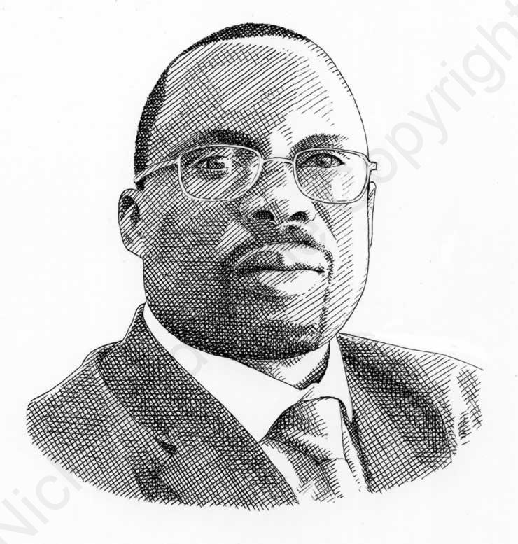 Peter Chikumba - A+ Magazine