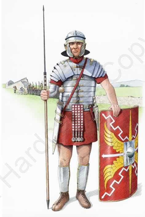 Roman Legionary-English Heritage