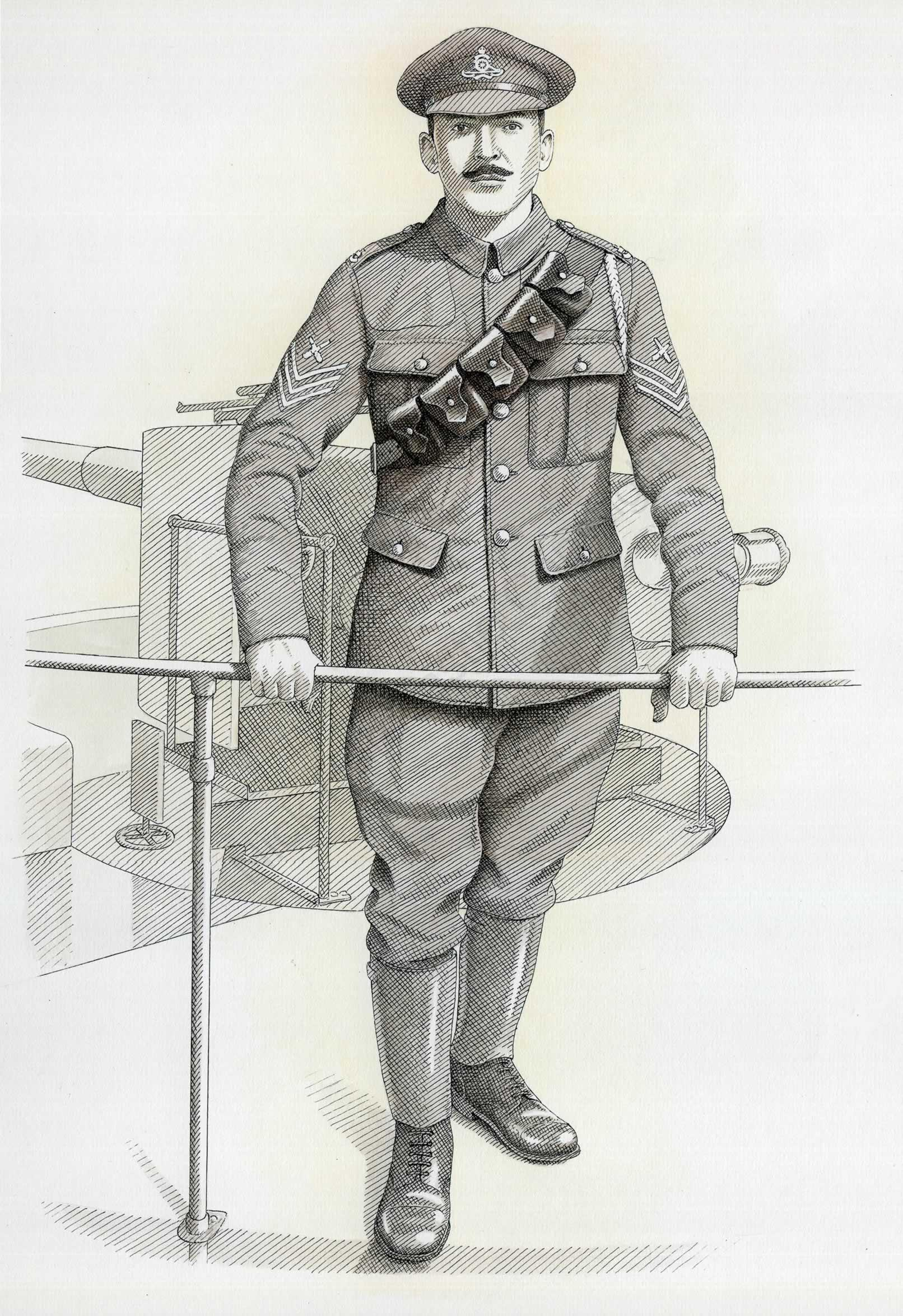 Sergeant-English Heritage