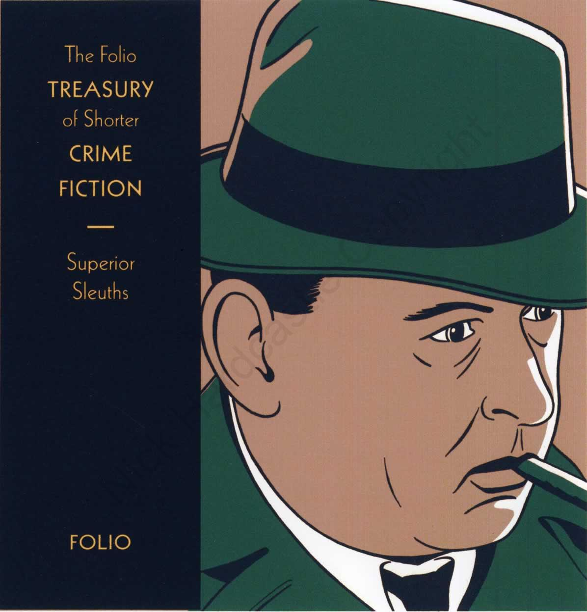 Superior Sleuths - Folio Society