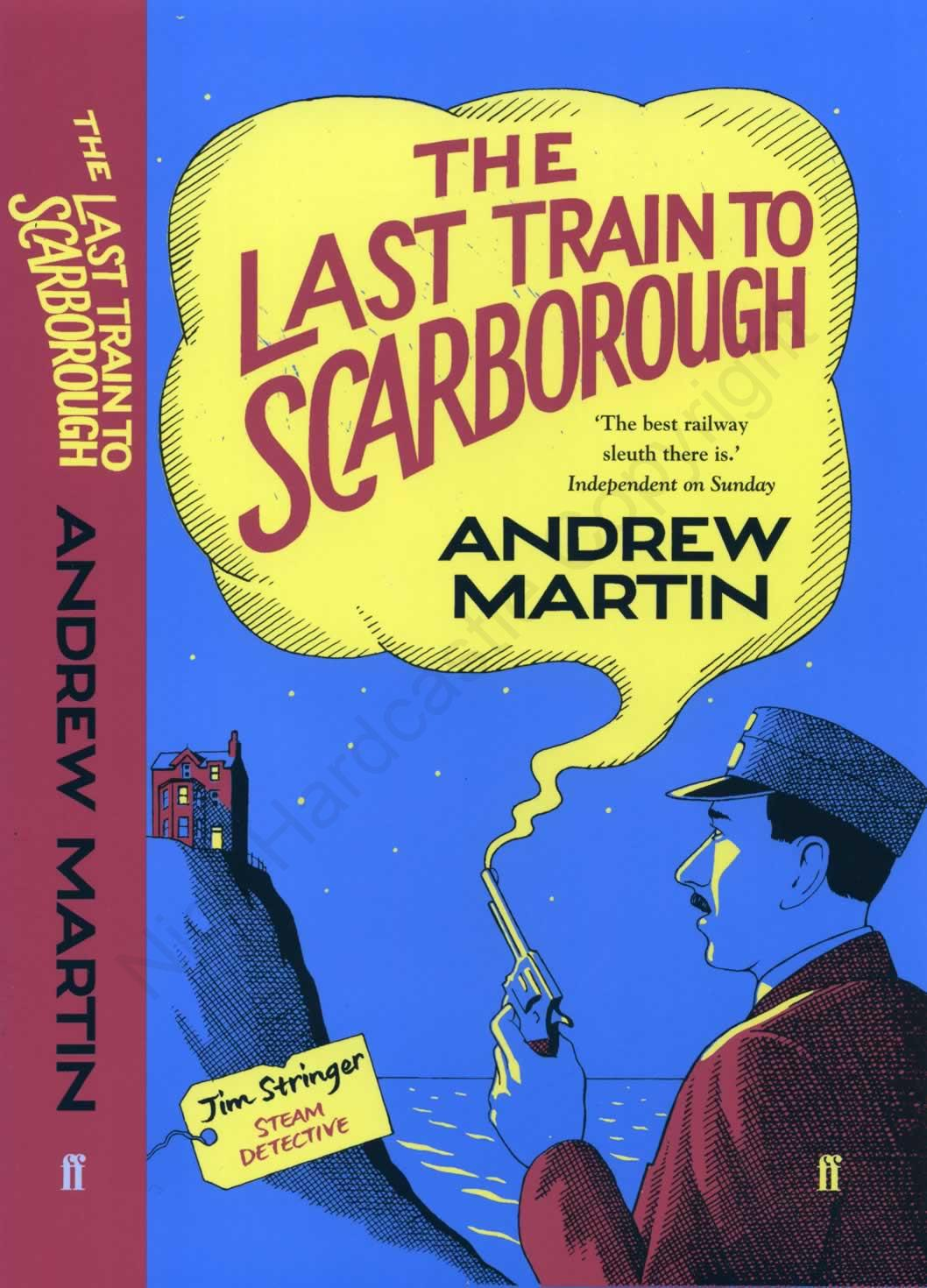 The Last Train to Scarborough-Faber & Faber