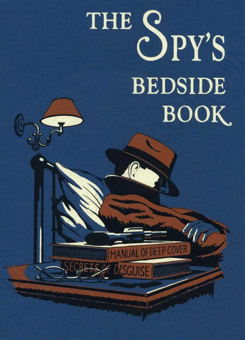 The Spy's Bedside Book - Folio Society