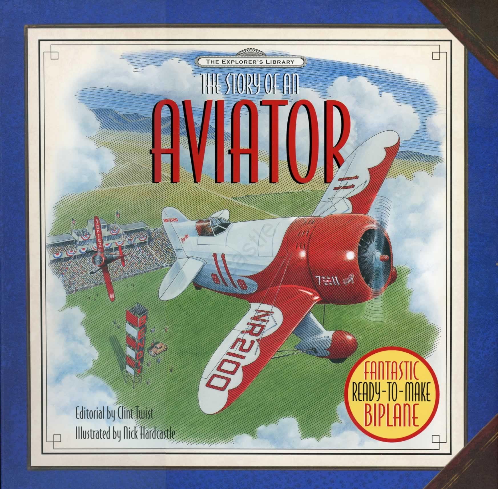 The Story of an Aviator-Templar Publishing