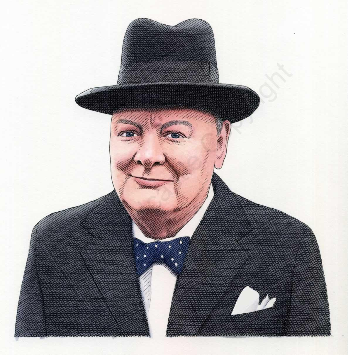 Winston Churchill-Hachette