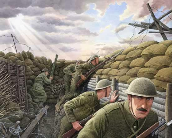 World War One - In the Trenches